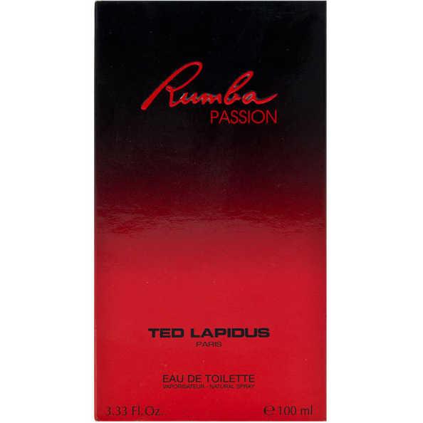 Ted Lapidus Perfume Feminino Rumba Passion - Eau de Toilette 100ml