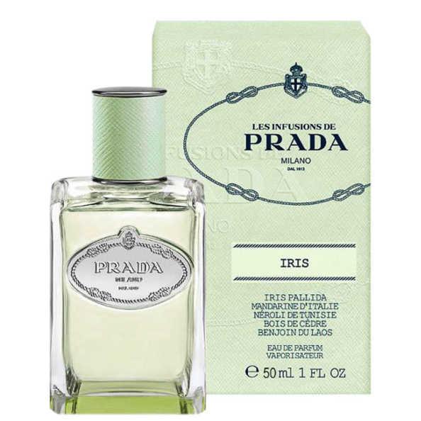 PRADA Perfume Feminino Les Infusion de Prada Milano Iris - Eau de Parfum 50ml
