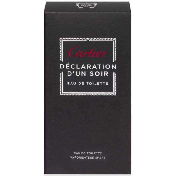 Cartier Declaration d'Un Soir Masculino Eau de Toilette 100ml