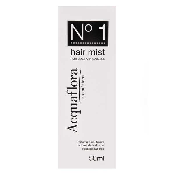 Acquaflora Hair Mist N°1 - Perfume para Cabelo 50ml