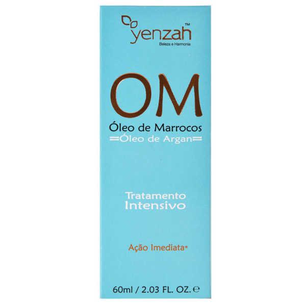Yenzah Om Óleo de Marrocos Óleo de Argan Concentrado - Óleo 60ml