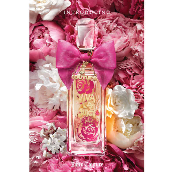 Juicy Couture Viva La Juicy La Fleur Perfume Feminino - Eau de Toilette 40ml