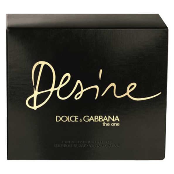 Dolce & Gabbana The One Desire Perfume Feminino - Eau de Parfum 75ml