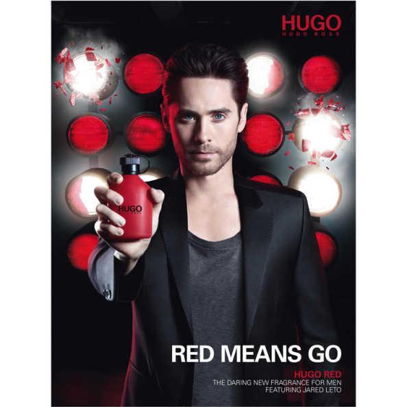 Hugo Boss Perfume Masculino Hugo Red - Eau de Toilette 75ml