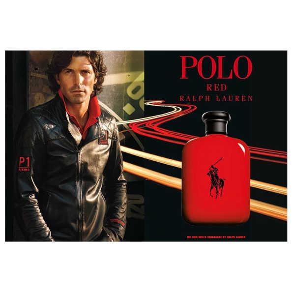 Ralph Lauren Perfume Masculino Polo Red - Eau de Toilette 40ml