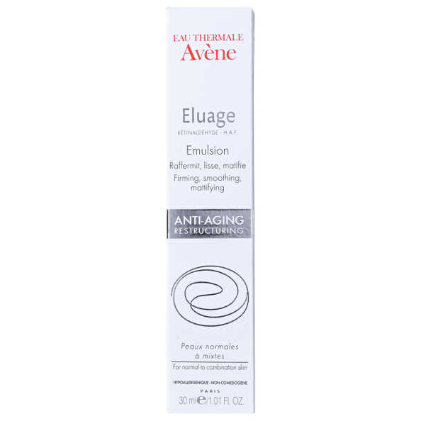 Avène Eluage Emulsion - Anti-Idade 30ml