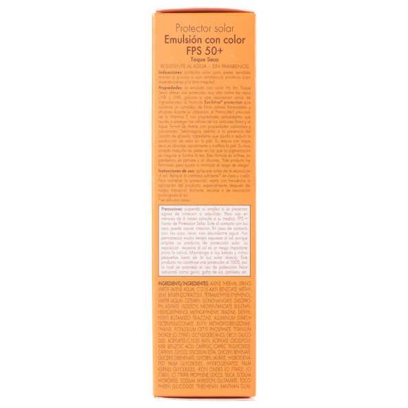 Avène Très Haute Protection Emulsion Teintée SPF 50+ - Protetor Solar 50ml
