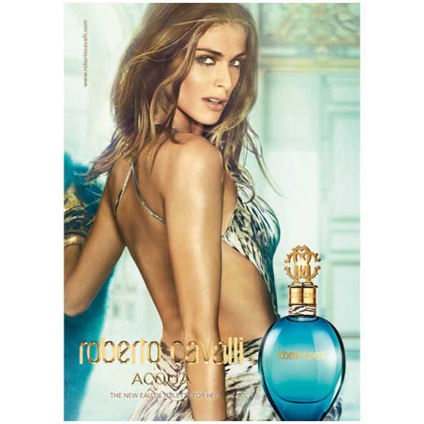Roberto Cavalli Perfume Feminino Acqua - Eau de Toilette 50ml