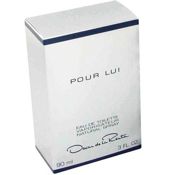Oscar de La Renta Perfume Masculino Pour Lui - Eau de Toilette 90ml