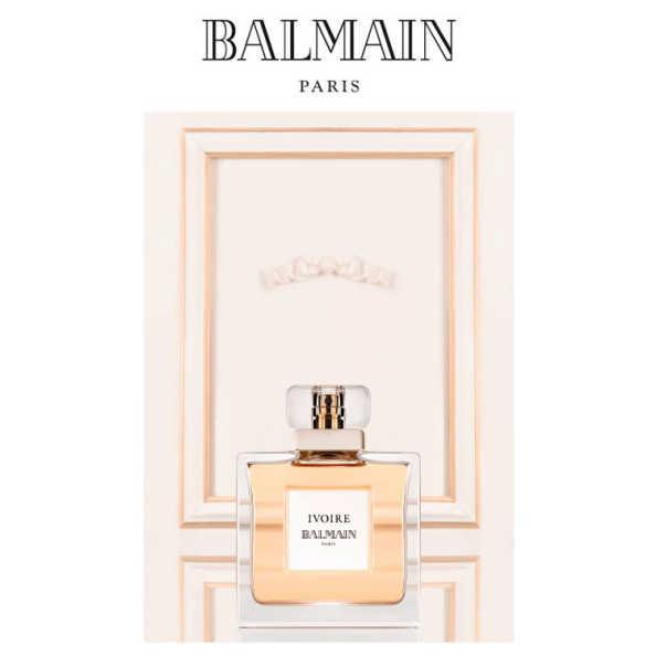 Balmain Perfume Feminino Ivoire - Eau de Parfum 30ml