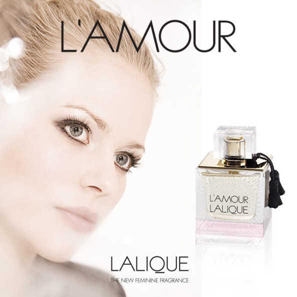Lalique Perfume Feminino L'Amour - Eau de Parfum 50ml