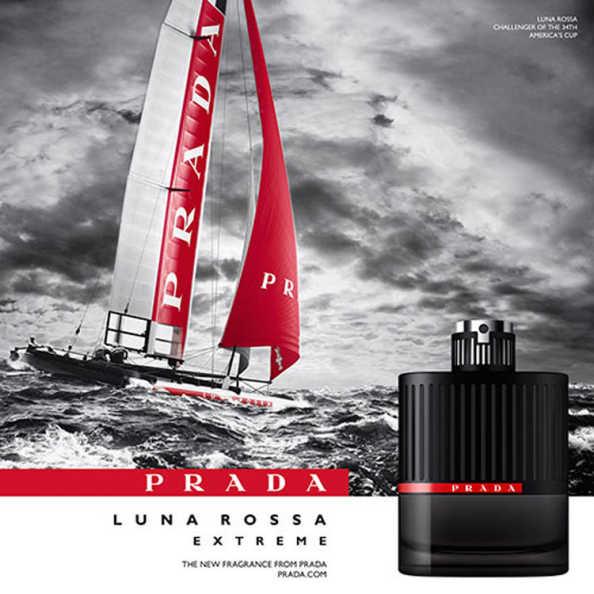 PRADA Luna Rossa Extreme Perfume Masculino - Eau de Parfum 50ml
