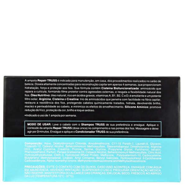 Truss Repair Dose Altamente Concentrada - Ampolas 4x17ml