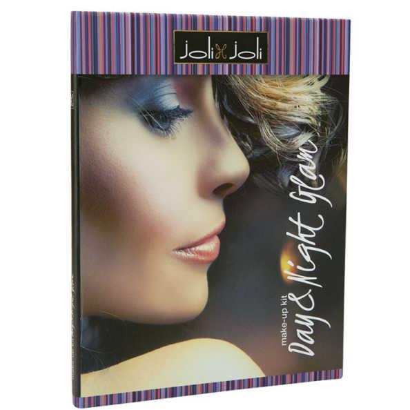 joli joli set make up kit day night glam estojo de maquiagem beleza na web. Black Bedroom Furniture Sets. Home Design Ideas