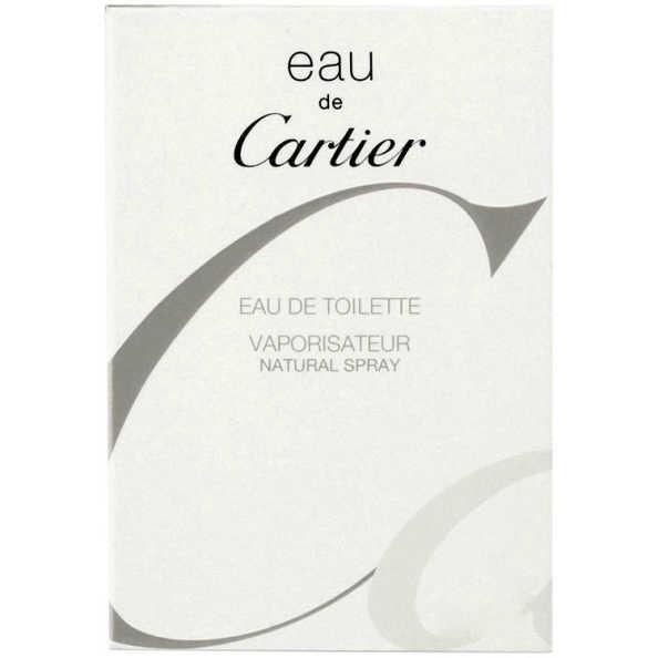 Eau de Cartier Unissex - Eau de Toilette 50ml