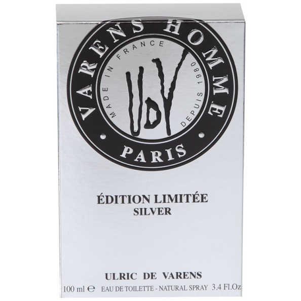 Ulric de Varens Perfume Masculino Varens Homme Silver - Eau de Toilette 100ml