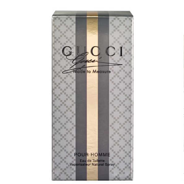 Gucci Perfume Masculino Made To Measure Pour Homme - Eau de Toilette 30ml