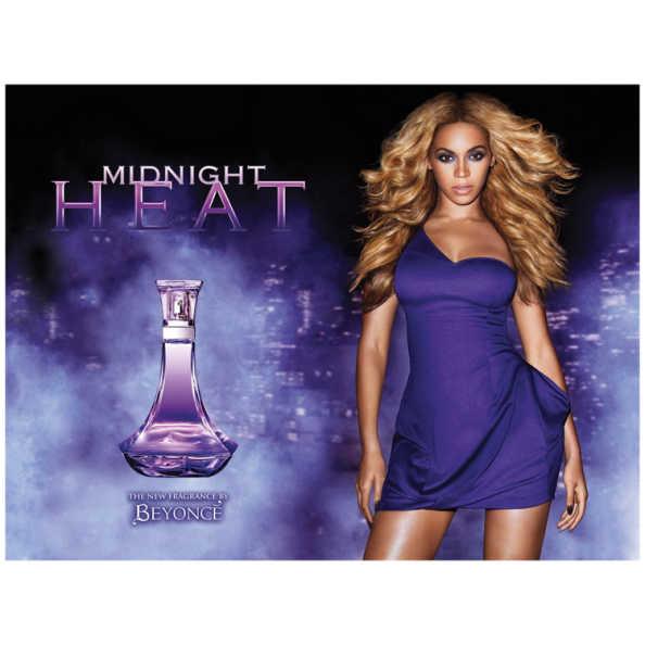 Beyoncé Perfume Feminino Midnight Heat - Eau de Parfum 30ml