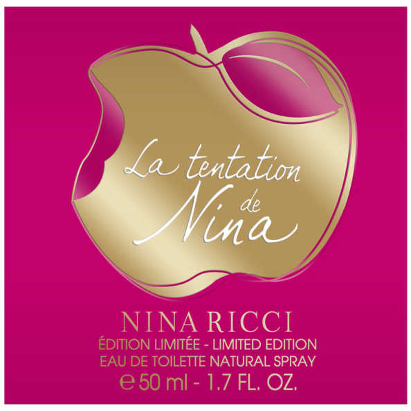 Nina Ricci Perfume Feminino La Tentation de Nina - Eau de Toilette 50ml