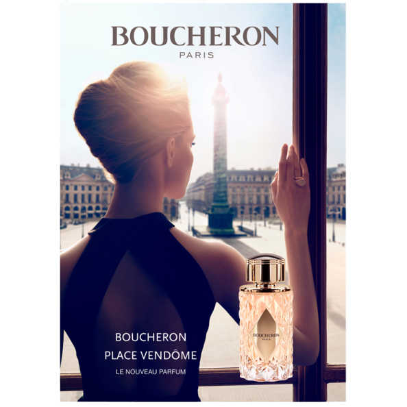 Boucheron Place Vendôme Perfume Feminino - Eau de Parfum 30ml