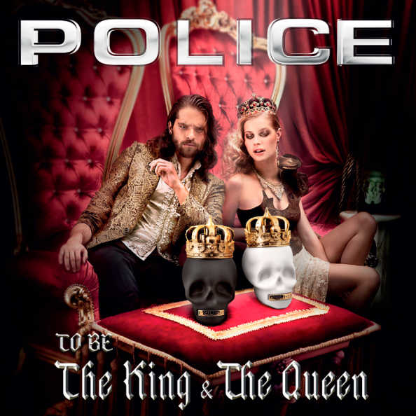 Police Perfume Feminino To Be The Queen - Eau de Parfum 125ml