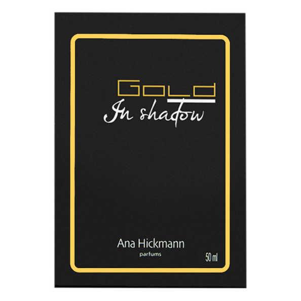 Ana Hickmann Gold In Shadow Perfume Feminino - Eau de Cologne 50ml