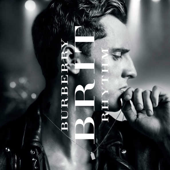 Burberry Brit Rhythm Perfume Masculino - Eau de Toilette 30ml