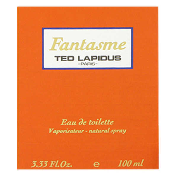 Ted Lapidus Fantasme Perfume Feminino - Eau de Toilette 100ml