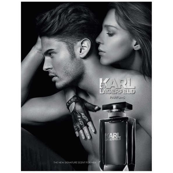 Karl Lagerfeld Perfume Masculino for Him - Eau de Toilette 100ml