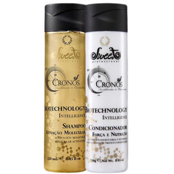 Sweet Hair Cronos Biotechnology Intelligence Duo Kit (2 Produtos)