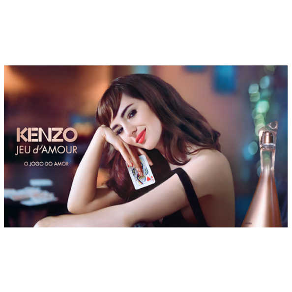Kenzo Perfume Feminino Jeu d'Amour - Eau de Parfum 50ml