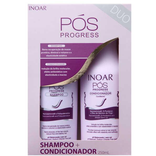 Inoar Pós Progress Kit (2 Produtos)