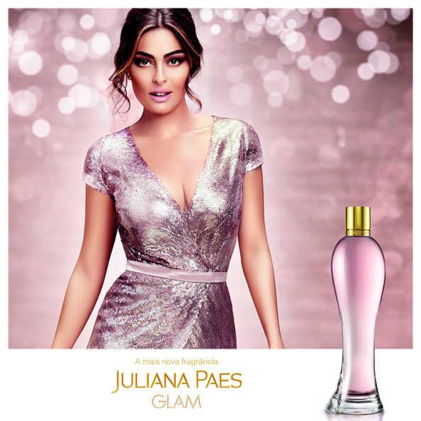 Juliana Paes Perfume Feminino Glam - Eau de Toilette 60ml