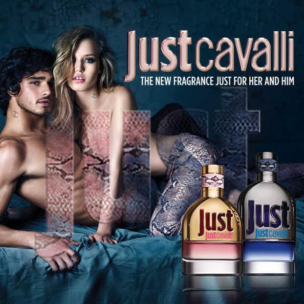 Roberto Cavalli Just Cavalli for Him Perfume Masculino - Eau de Toilette 30ml
