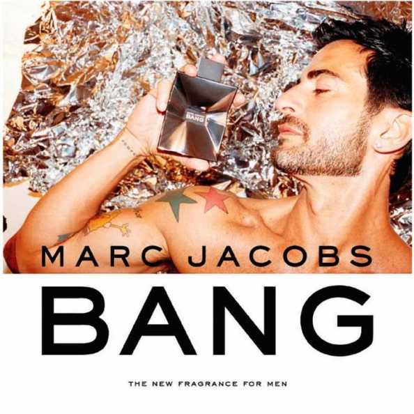 Marc Jacobs Bang Perfume Masculino - Eau de Toilette 30ml