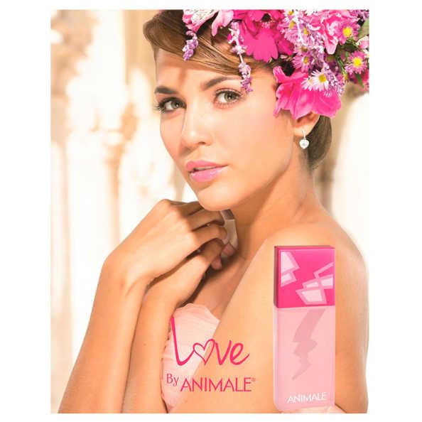 Animale Perfume Feminino Love - Eau de Parfum 50ml