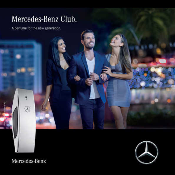 Mercedes benz club perfume masculino beleza na web for Mercedes benz club cologne