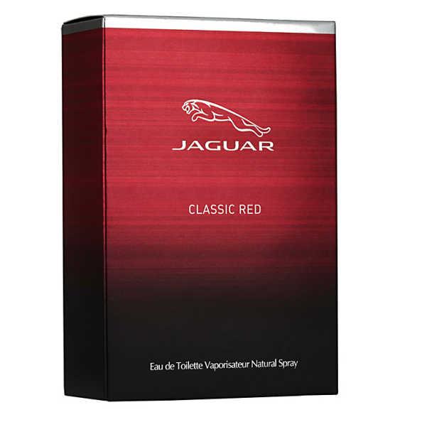 Jaguar Perfume Masculino Classic Red - Eau de Toilette 40ml