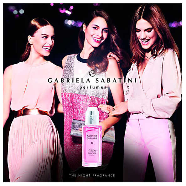Gabriela Sabatini Perfume Feminino Miss Gabriela Night - Eau de Toilette 30ml