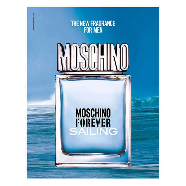 Moschino Forever Sailing Perfume Masculino - Eau de Toilette 30ml