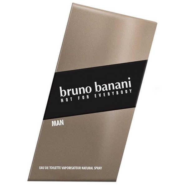 Bruno Banani Perfume Masculino Basics For Man - Eau de Toilette 30ml