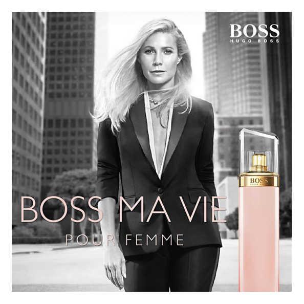 Hugo Boss Perfume Feminino Ma Vie Femme - Eau de Parfum 50ml