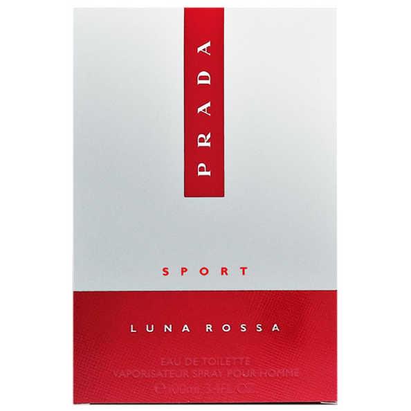 Prada Perfume Masculino Luna Rossa Sport - Eau de Toilette 100ml