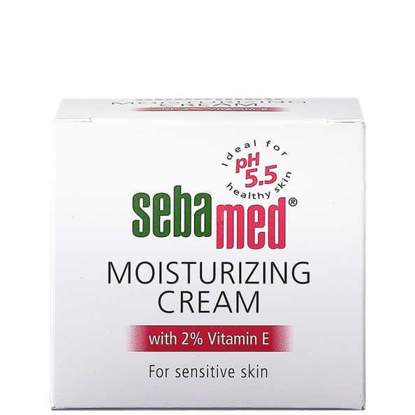 Sebamed Moisturizing Cream - Hidratante Facial 75ml