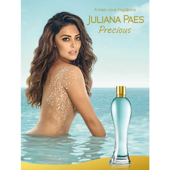 Juliana Paes Perfume Feminino Precious - Eau de Toilette 100ml