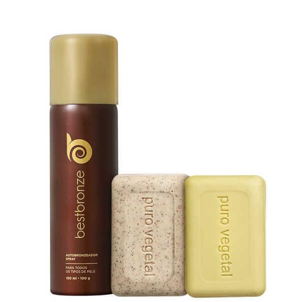 Best Bronze Essential Kit (4 produtos)