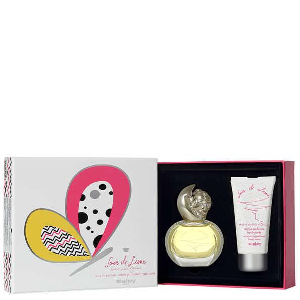 Sisley Conjunto Feminino Soir De Lune Butterfly Set – Eau De Parfum 30ml + Creme Corporal 50ml