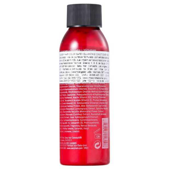Sexy Hair Big Sulfate-Free Volumizing Conditioner - Condicionador 50ml