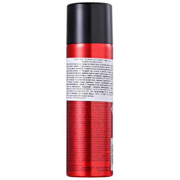 Sexy Hair Big Volumizing Dry - Shampoo Seco 150ml