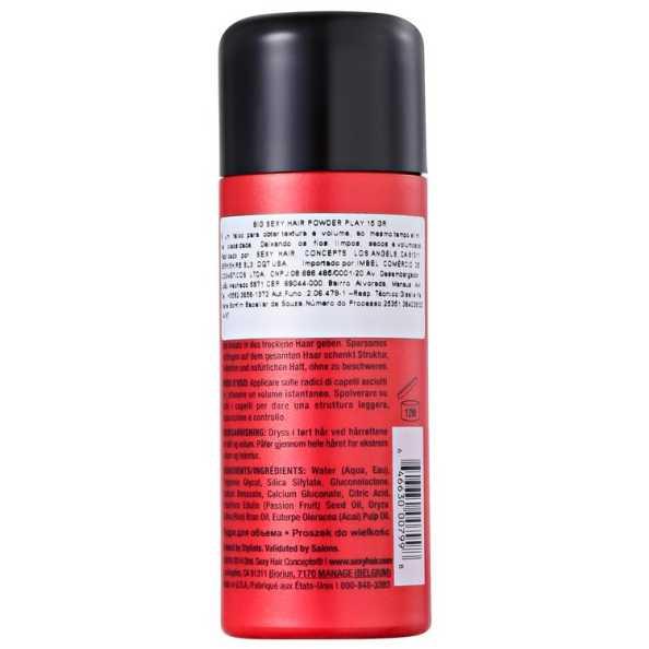 Sexy Hair Big Powder Play - Cera em Pó 15g